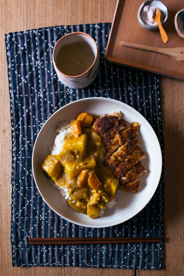 Chicken Katsu Curry Who Does The Dishes